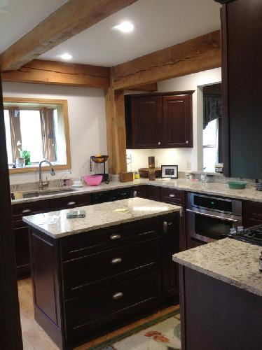 Custom Kitchen Designs and Renovations